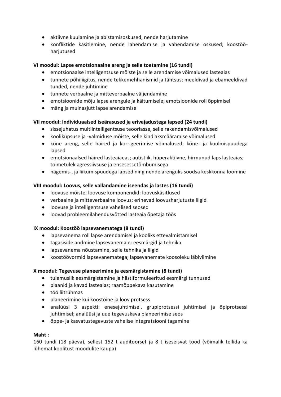 5e26c14da9f Õppekava Lasteaedadele 2012 by Markus Tani - issuu