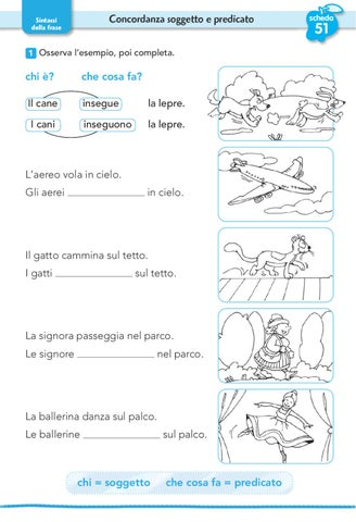 Una parola tira laltra 1 by elvira ussia issuu for Mp mb scuola primaria