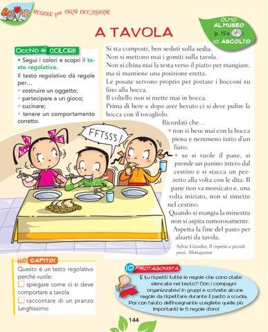 Olmo 3a letture by elvira ussia issuu - Si mette in tavola si taglia ma non si mangia ...