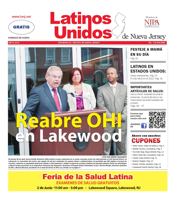 Ocean County MAY 2012 by Latinos Unidos de NJ - issuu