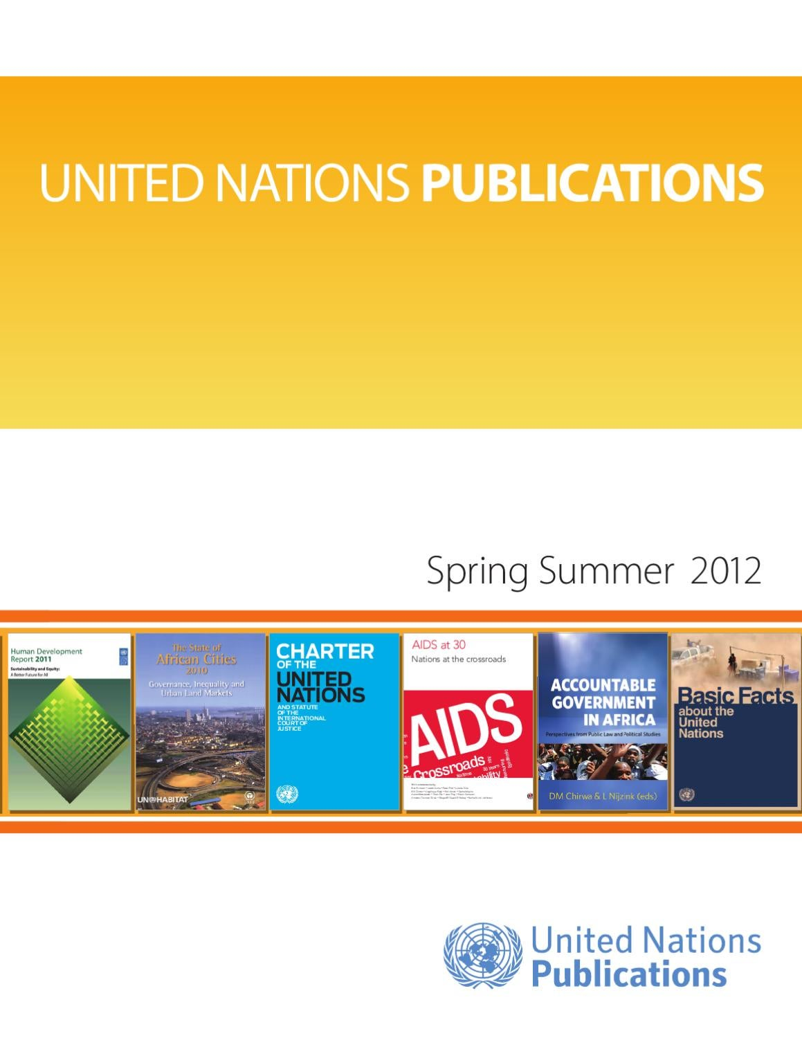 United Nations Catalogue by United Nations Publications issuu