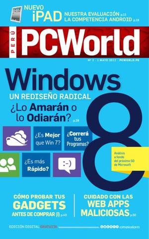 dee36d5cb6e PC World Perú (Ed. Digital) Nº 2 by PC World Perú - issuu
