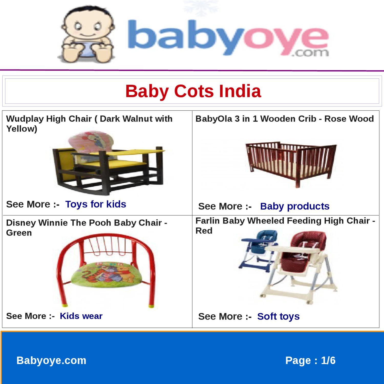 Remarkable Baby Cots India By Ram Kumar Issuu Creativecarmelina Interior Chair Design Creativecarmelinacom