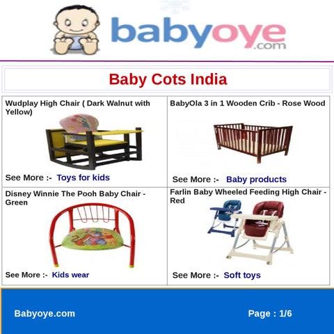 Surprising Baby Cots India By Ram Kumar Issuu Creativecarmelina Interior Chair Design Creativecarmelinacom