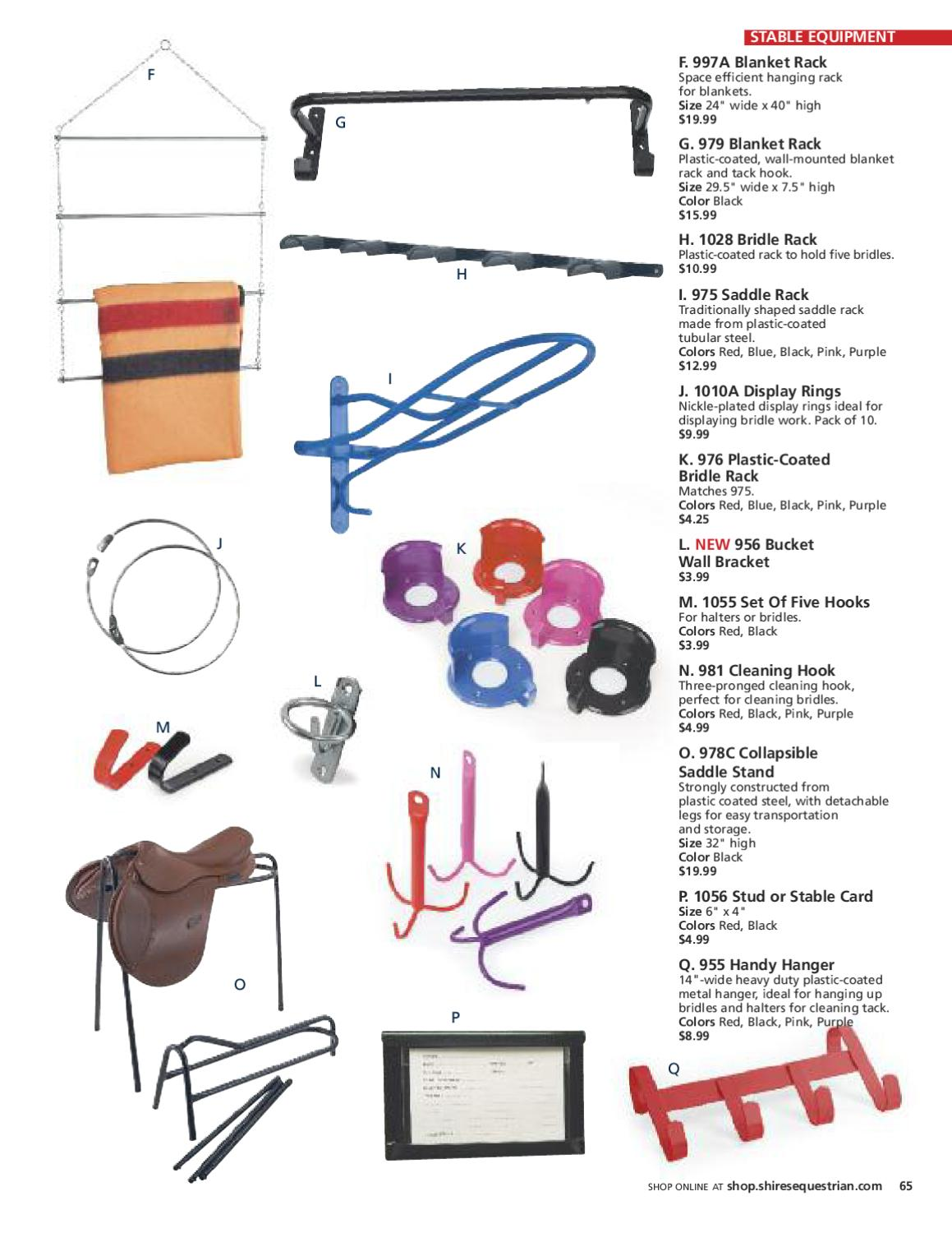 """Shires Collapsible Saddle Stand 32/"""" high ALL COLOURS"""