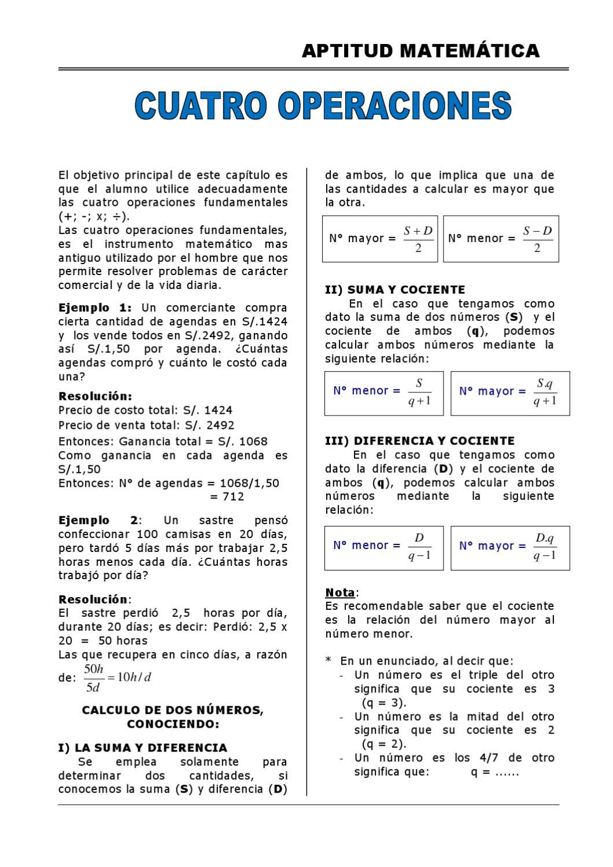 4a1a5ee04 aptitud matematica by jose veli - issuu
