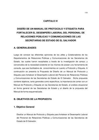 Ejemplo de un manual de protocolo by walex hernandez issuu for Ejemplo protocolo autocontrol piscinas