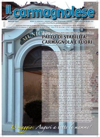 Il carmagnolese   ottobre 2012 by redazione il carmagnolese   issuu