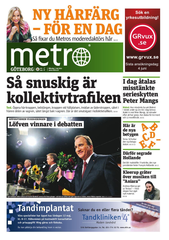 Reinfeldt tycker till om sm finalen