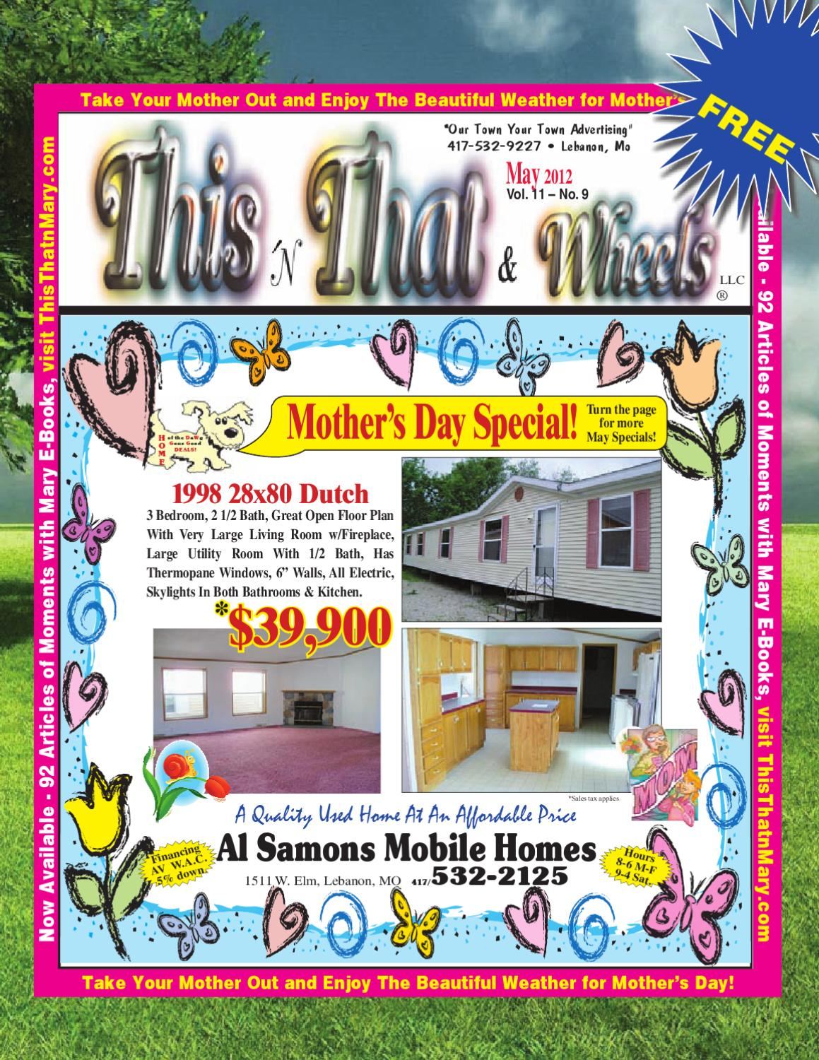 This n that wheels may 2012 by flora fisher issuu fandeluxe Choice Image