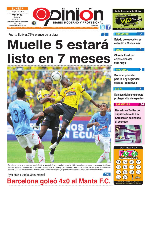 Diario Opinion-Edicion Impresa by Diario Opinion - issuu