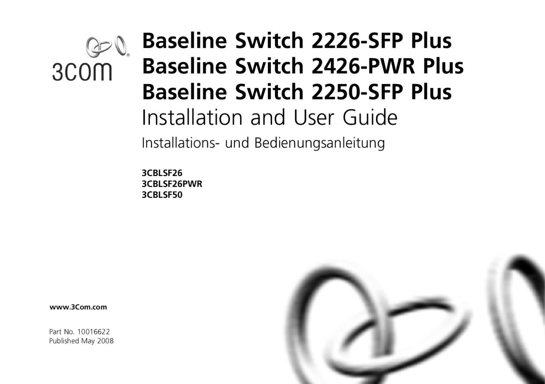 Baseline Switch 2226-SFP Plus by Ivan Lasso - issuu
