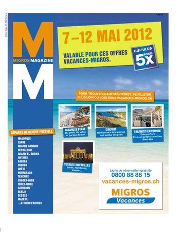 Migros-Magazin-19-2012-f-VS by Migros-Genossenschafts-Bund - issuu 9257a9cd8cd