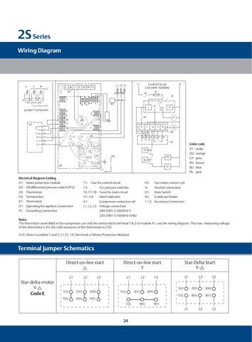 4 copeland semi hermetic compressor product catalogue feb, 2010 ac compressor wiring diagram copeland semi hermetic compressor product catalogue feb,