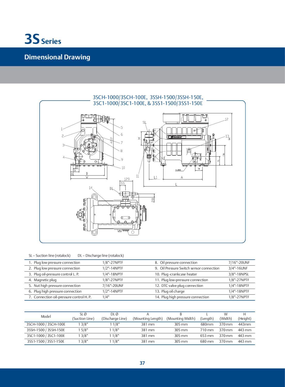 Copeland Hermetic Compressor Wiring Diagram - Wiring Diagram