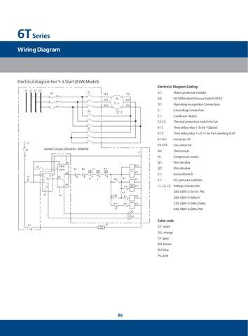 copeland semi hermetic compressor wiring diagram  bmw e38