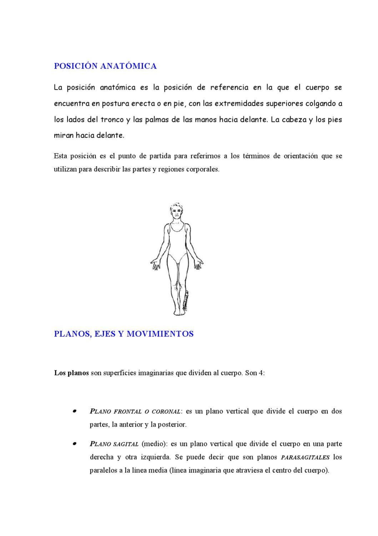 PLANOS, EJES Y MOVIMIENTOS by formacion axarquia - issuu