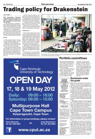 Paarl Post 3 Mei 2012 by Paarl Post Newspaper - issuu