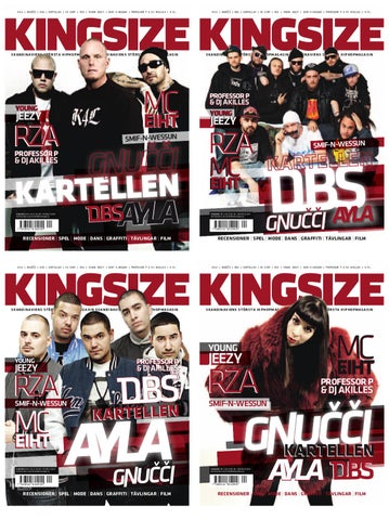 new arrival cbf21 91b5c Kingsize Nr 1 by Kingsize Magazine - issuu
