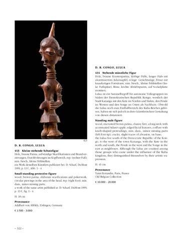 69th Tribal Art Auction By Tribal Art Auction House Zemanek Münster
