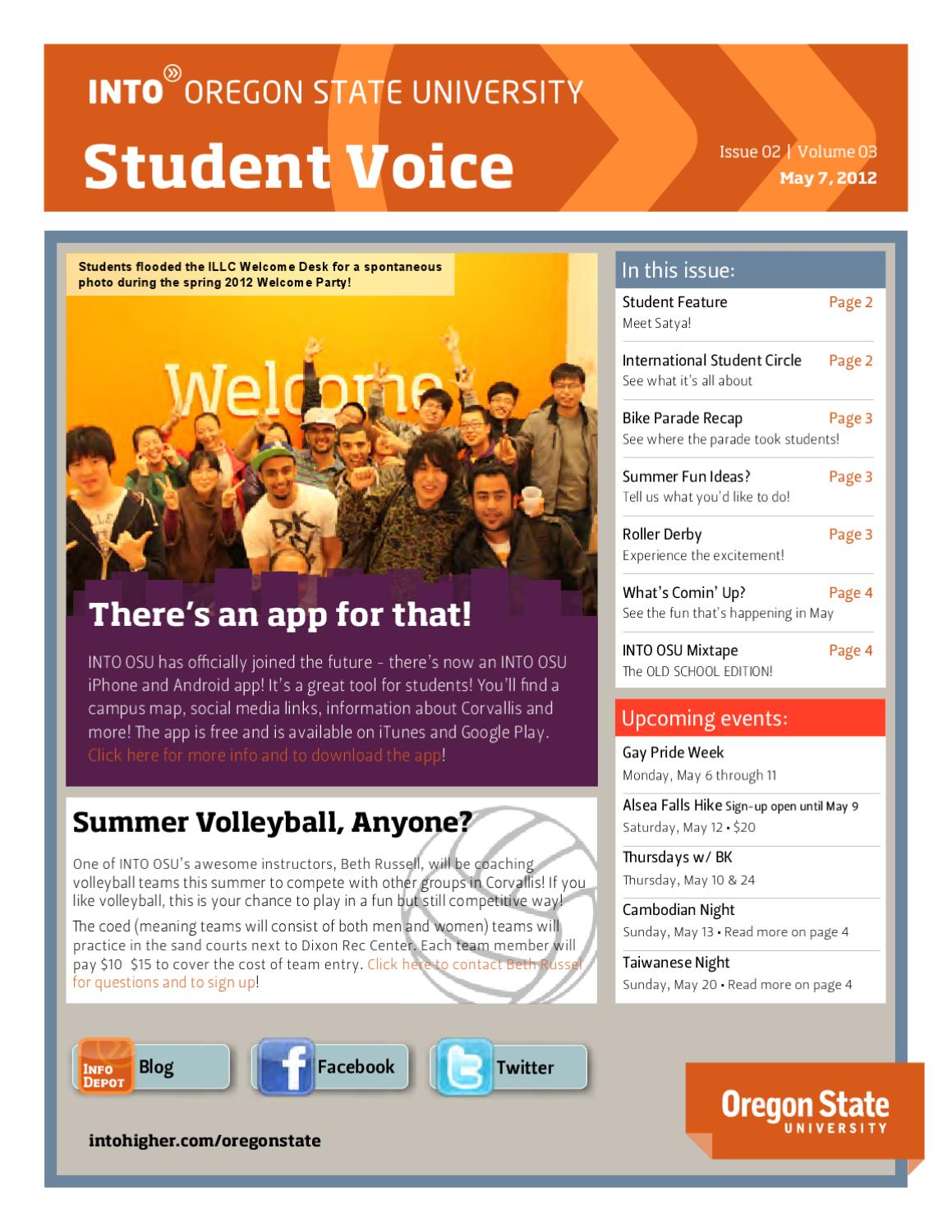 Student Voice 302 by INTO Oregon State University - issuu