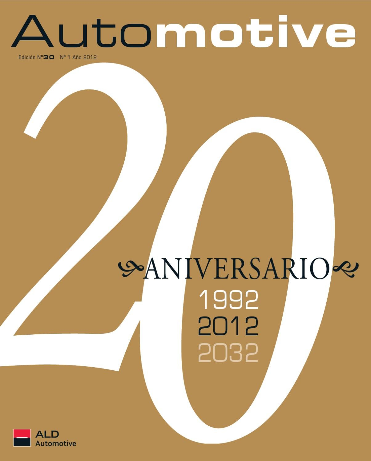 separation shoes a3272 3368b ALD 30 - Especial 20 Aniversario by LIDER - issuu