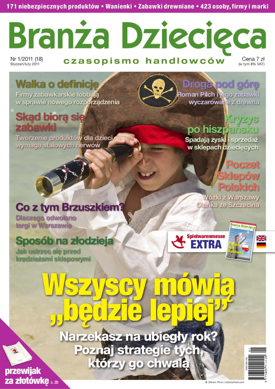 4fe99eeb Branża Dziecięca 1/2011 by Branża Dziecięca - issuu