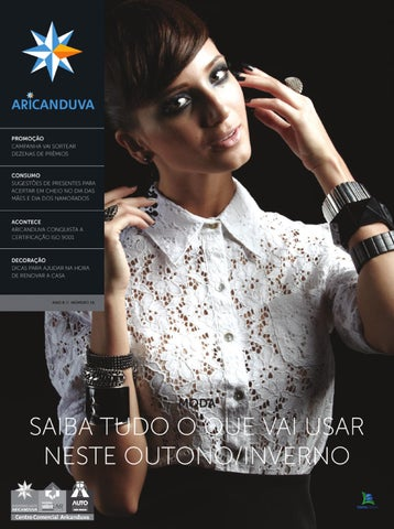 e3b6618cba8f3 Revista Aricanduva Shopping by Elizandro Rabelo - issuu