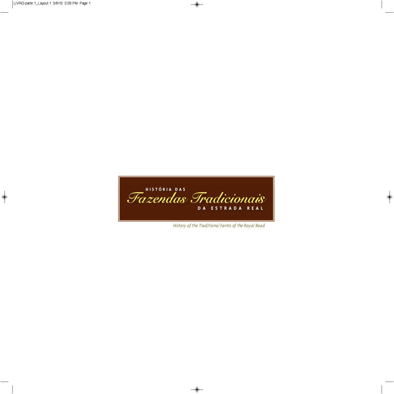 Livro das fazendas miolo by admir tomaz issuu fandeluxe Gallery