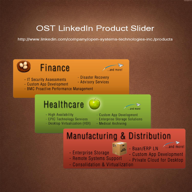 OST LinkedIn Slider by Joseph Sonheim - issuu
