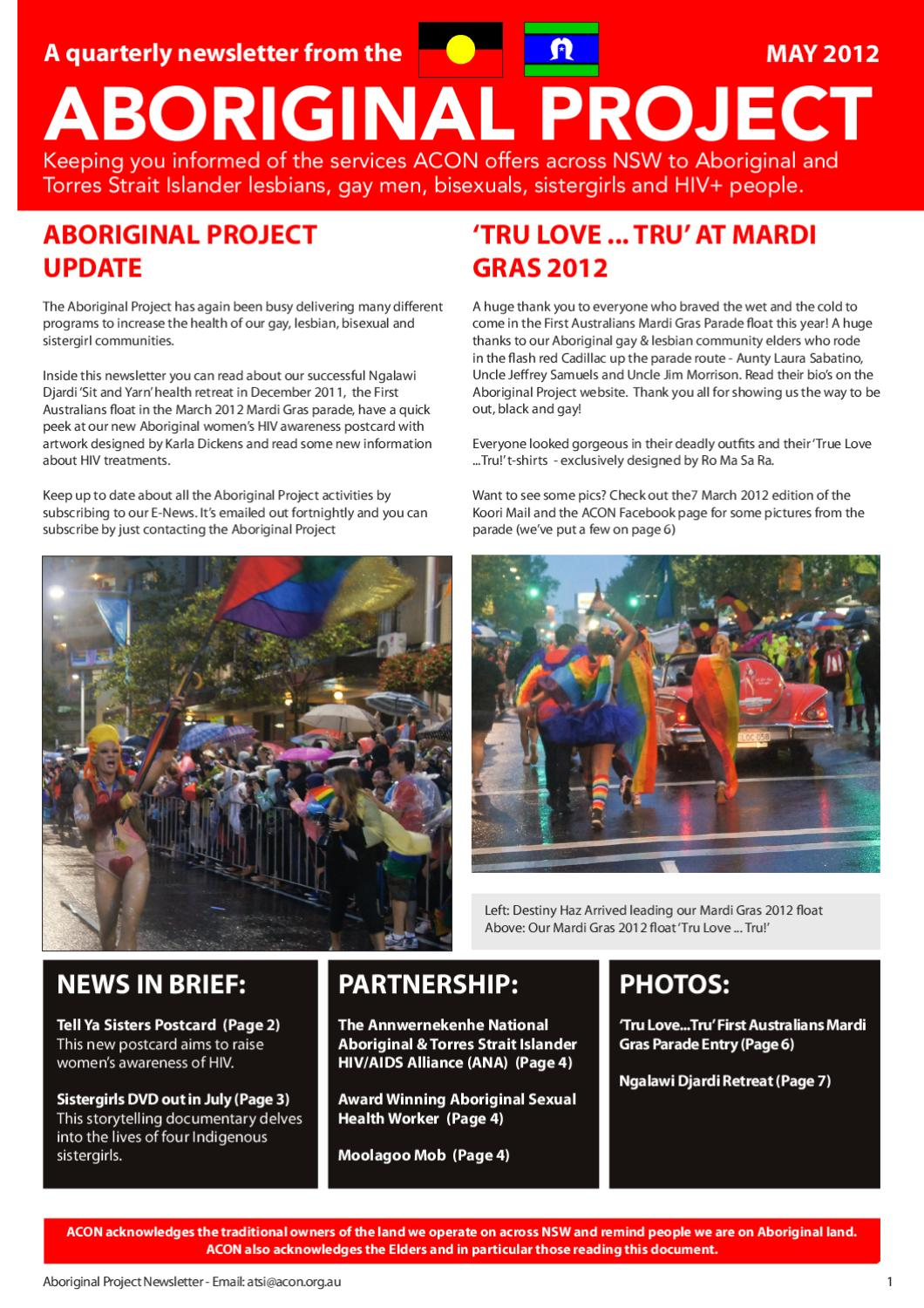 Gay newsletter email