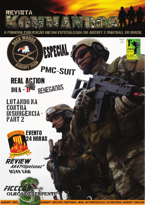 42fc4b2101 Revista KOMMANDOS de Maio 2012 by Bolívar Filho - issuu
