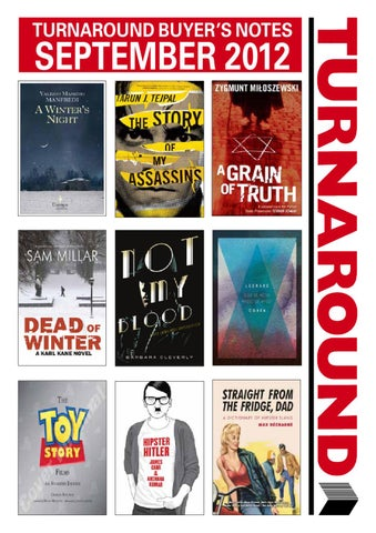 Granta publications catalogue january to june 2017 by granta turnaround september 2012 buyers notes fandeluxe Gallery