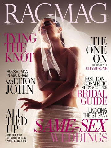 c0fab567a RAGMAG Tying the Knot | April 2012 | Issue #23 by RAGMAG Magazine ...