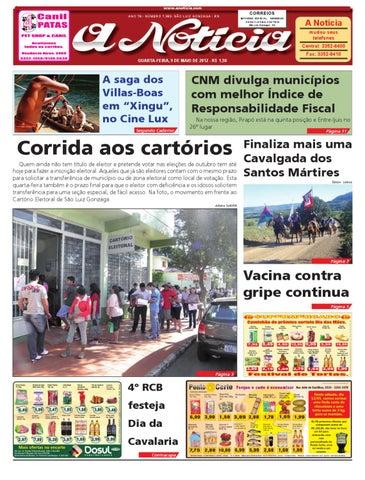 Edição de 9 de maio de 2012 by Jornal A Notícia - issuu 45ca5651fa16f