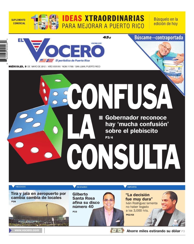 El Vocero de Puerto Rico by El Vocero de Puerto Rico - issuu