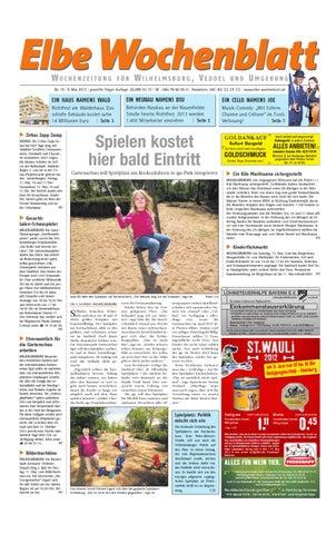Wilhelmsburg KW19 By Elbe Wochenblatt Verlagsgesellschaft MbH U0026 Co ...