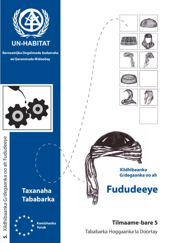 Xildhibaanka G/degaanka oo ah Fududeeye by UN-Habitat - issuu