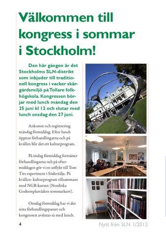 Valkommen det ar sommar i stockholm