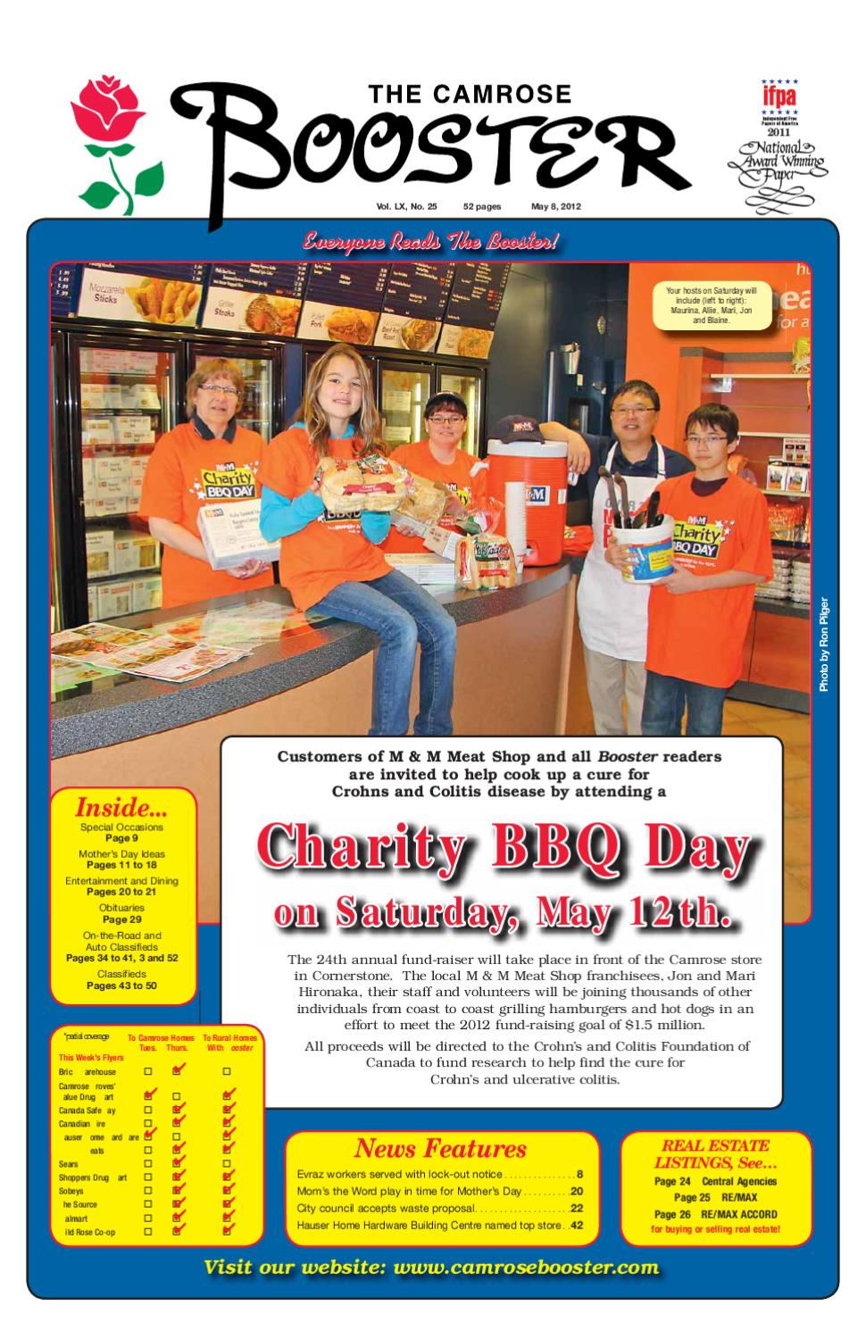The camrose booster may 8 2012 by the camrose booster issuu stopboris Choice Image