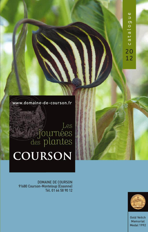 Catalogue Des Journées De Courson 2012 By Domaine De Courson