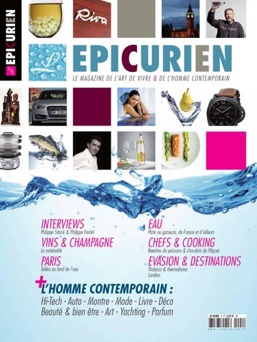 44332a1893a0a4 L EPICURIEN magazine 109 by Tony Barusta - issuu