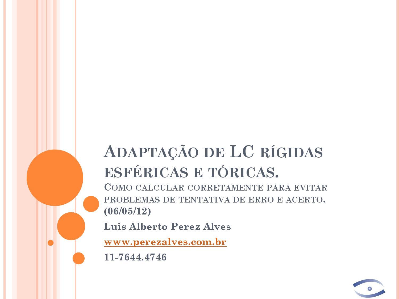 Apresentação  Adaptação de LC rígida esféricas e tóricas by SINDIÓPTICA-SP  - issuu d3354ae958