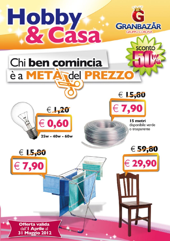 Volantino gran bazar by athenamediacom messina issuu for Volantino despar messina e provincia