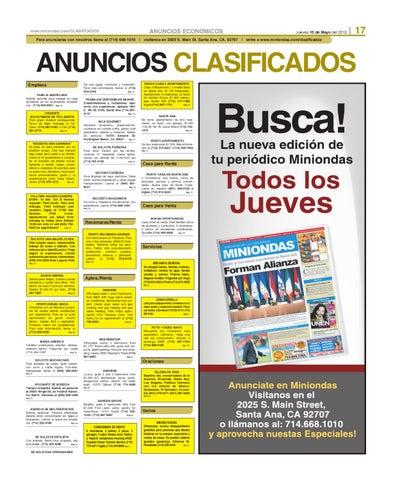 29d6543e518e Anuncios Clasificados Mayo 10