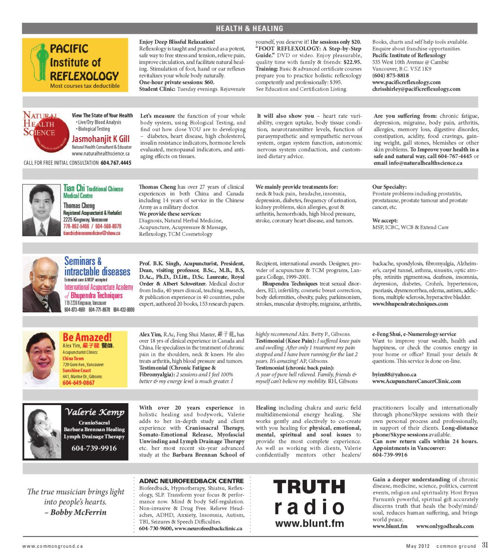Common Ground Magazine by Common Ground Magazine Canada - issuu
