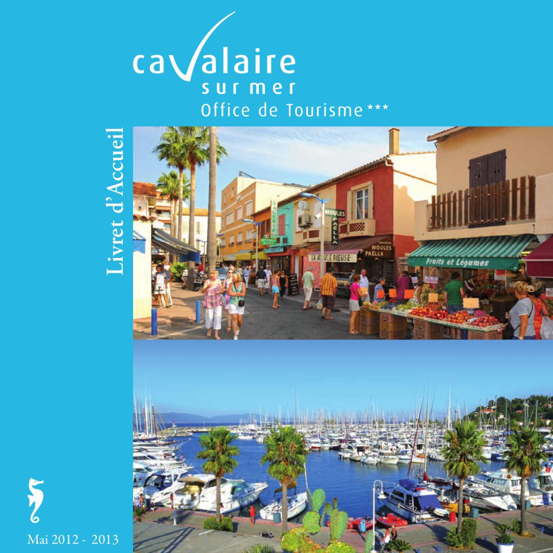 Cavalaire livret d 39 accueil 2012 by cavalaire sur mer issuu - Office du tourisme de la croix valmer ...