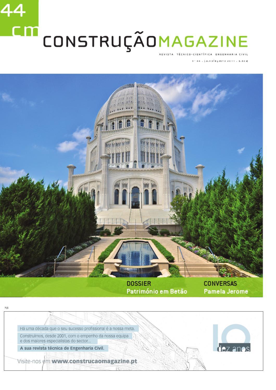 277a06d66e3f1 Construção Magazine 44 by avawise design - issuu