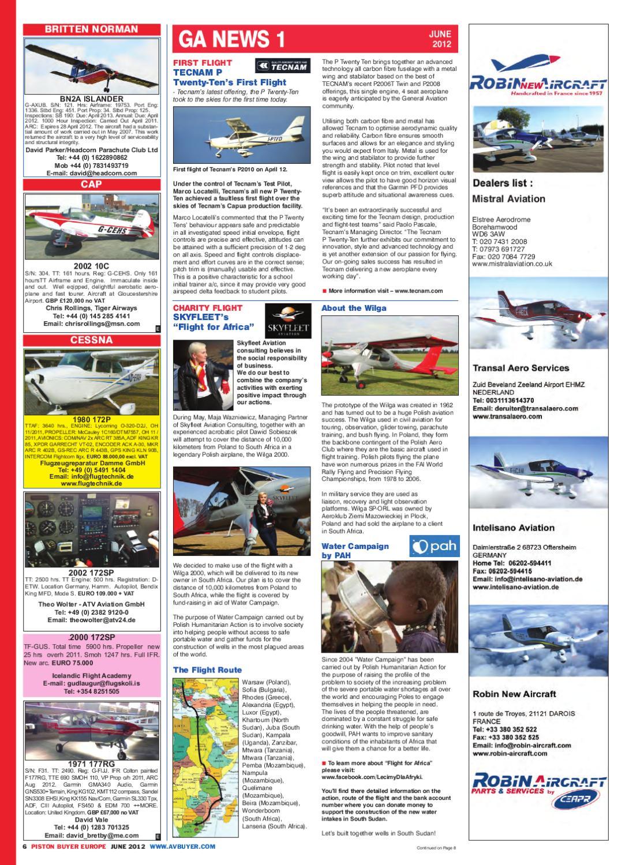 GABuyer Europe Magazine June-12 by AvBuyer Ltd  - issuu