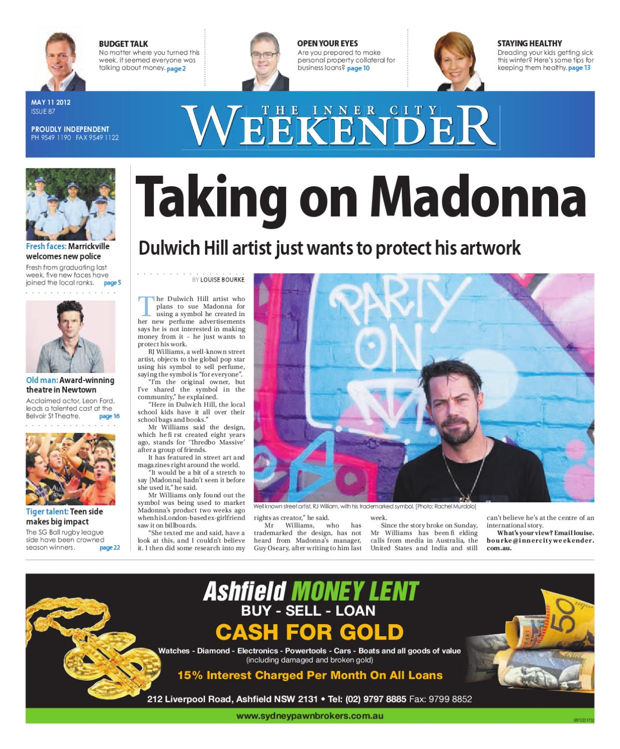 The Inner City Weekender by Western Sydney Publishing Group - issuu